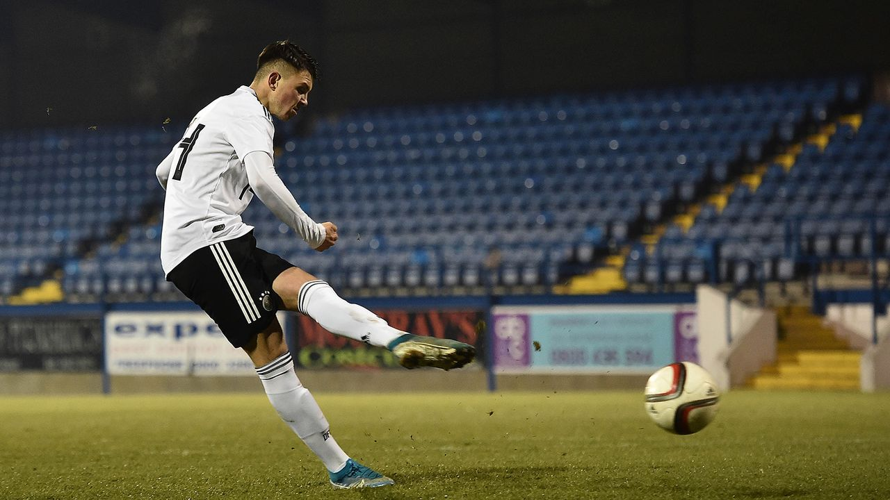 Lazar Samardzic (Hertha BSC) - Bildquelle: Getty Images