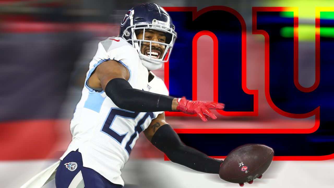 Logan Ryan (New York Giants) - Bildquelle: 2020 Getty Images