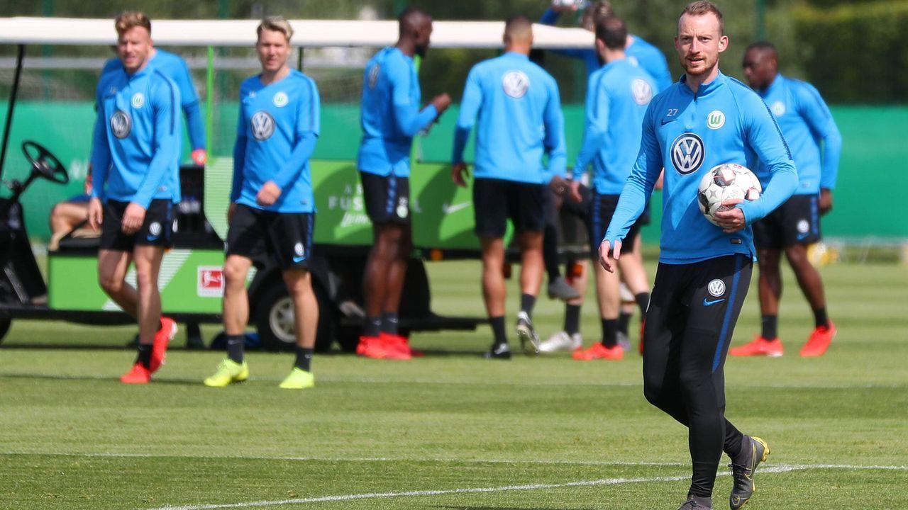 VfL Wolfsburg - Bildquelle: imago images / regios24