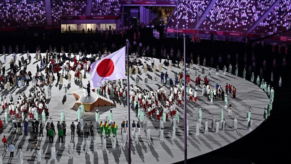 Eröffnungsfeier: Japanische Zeitungen äußern Besorgnis - Bildquelle: AFPSIDLIONEL BONAVENTURE