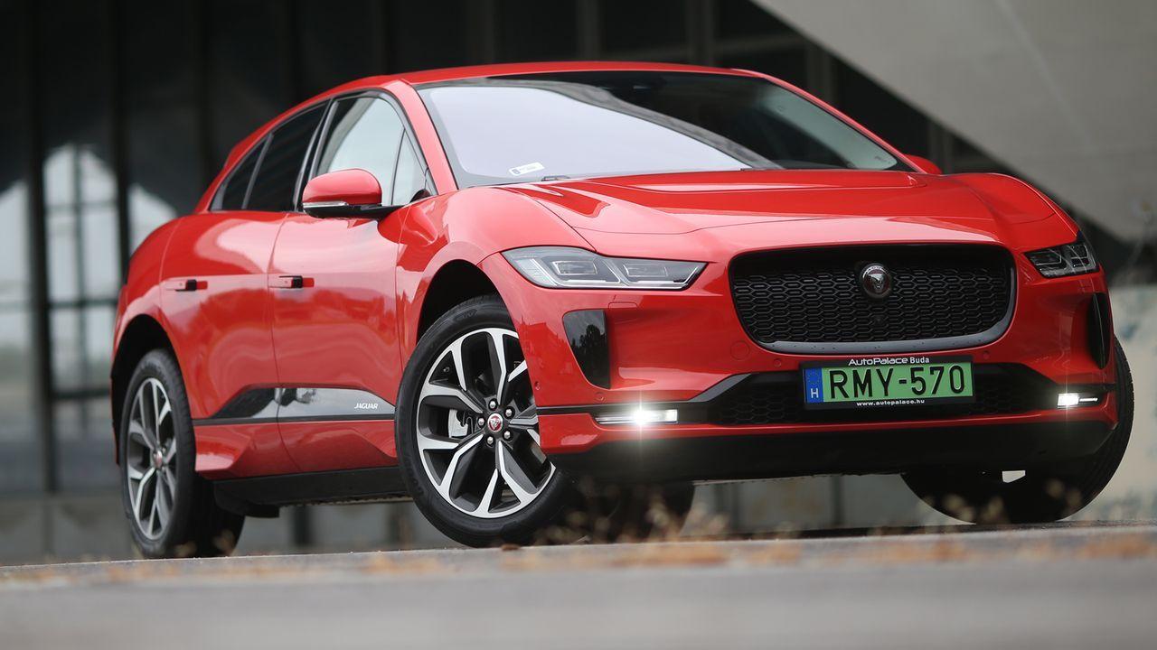 Jaguar I-Pace  - Bildquelle: imago images/Pixsell