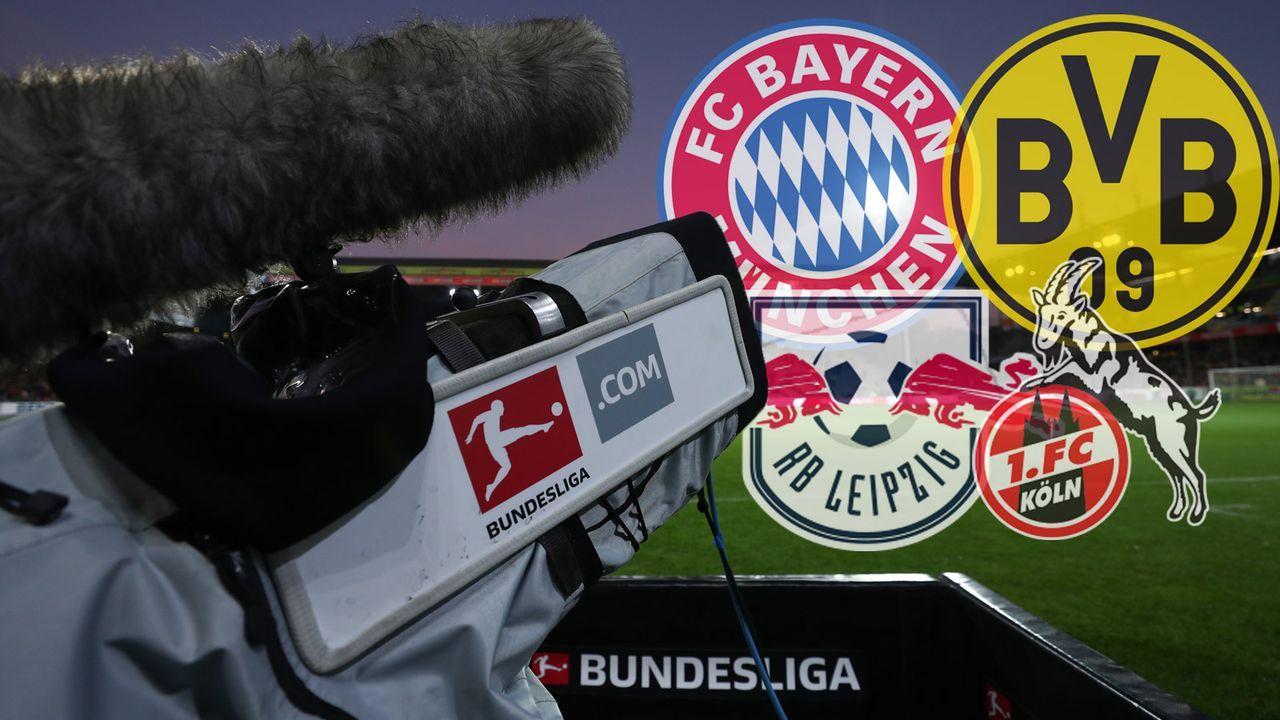 Die TV-Einnahmen der Bundesligisten 2020/2021 - Bildquelle: Getty
