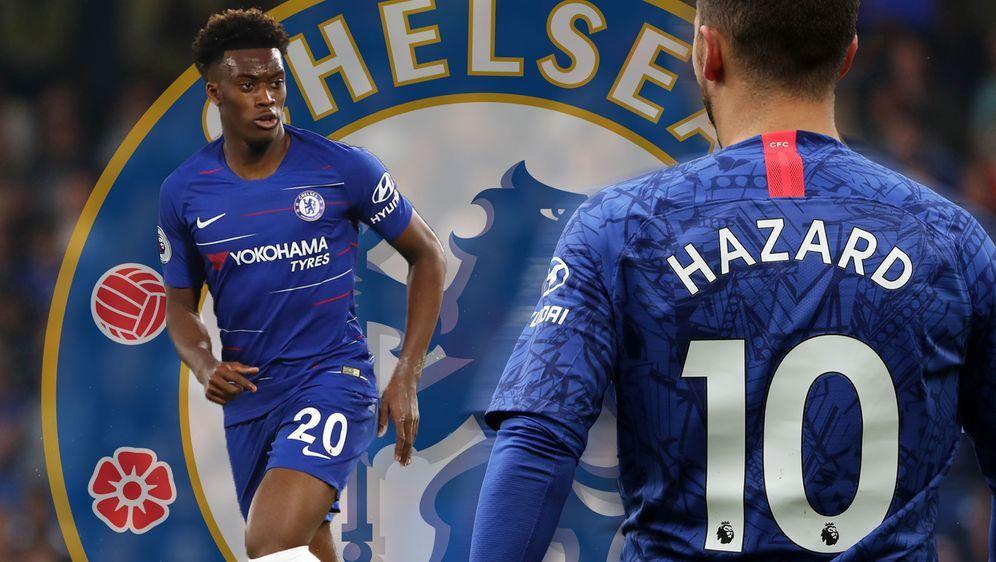 Der FC Chelsea will den talentierten Außenstürmer unbedingt halten. - Bildquelle: 2019 Getty Images
