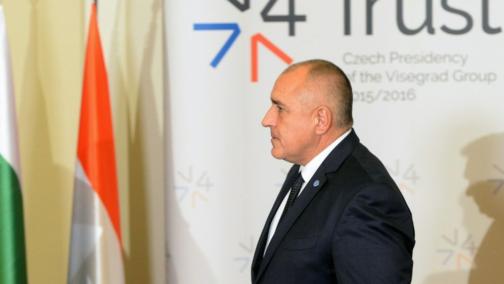 Borissow fordert Verbandspräsidenten zum Rücktritt auf - Bildquelle: AFPSIDMICHAL CIZEK