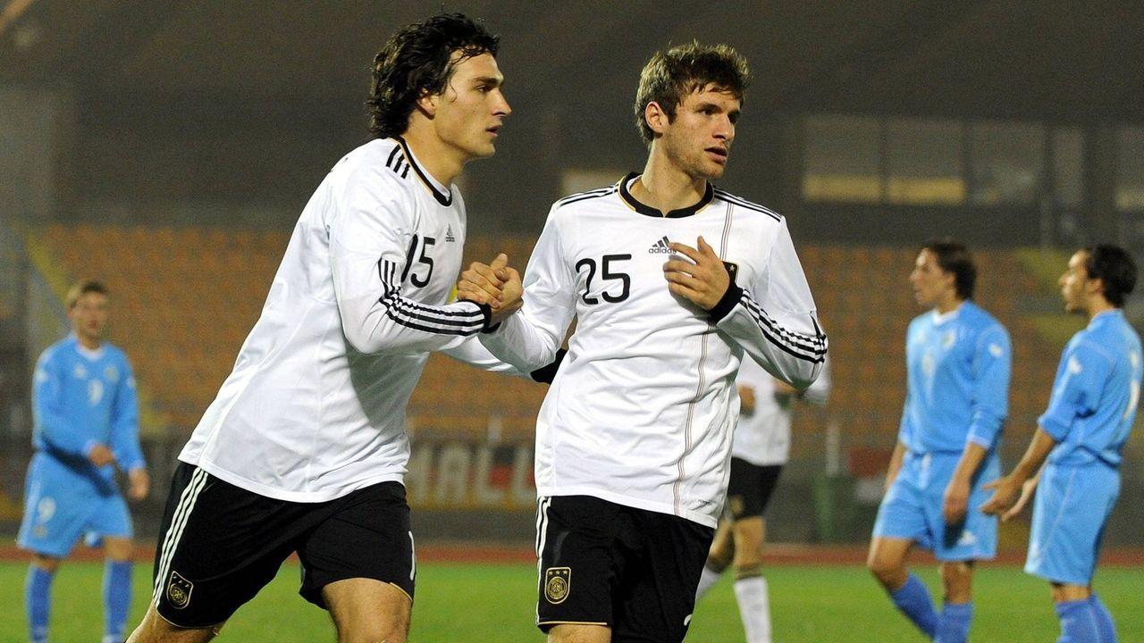 Höchster U21-Sieg in San Marino - Bildquelle: imago sportfotodienst