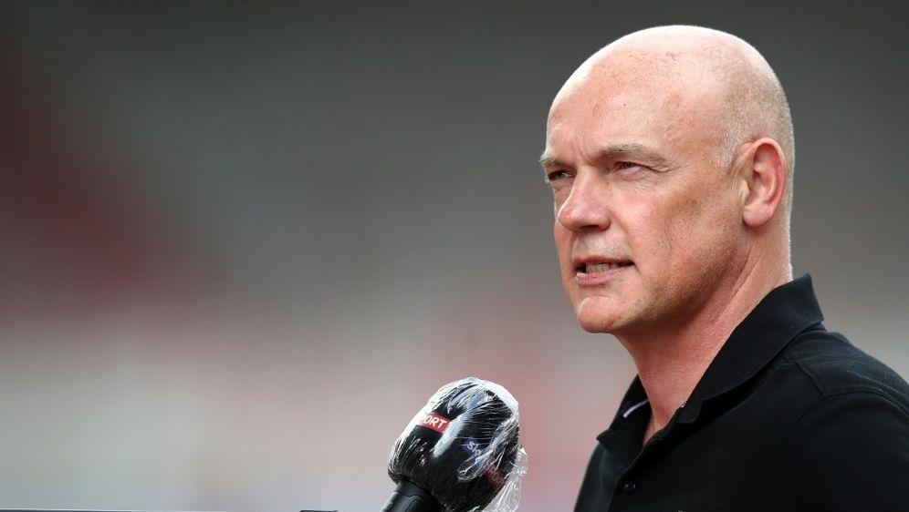 Fortuna-Trainer Uwe Rösler - Bildquelle: AFPPOOLSIDMAJA HITIJ