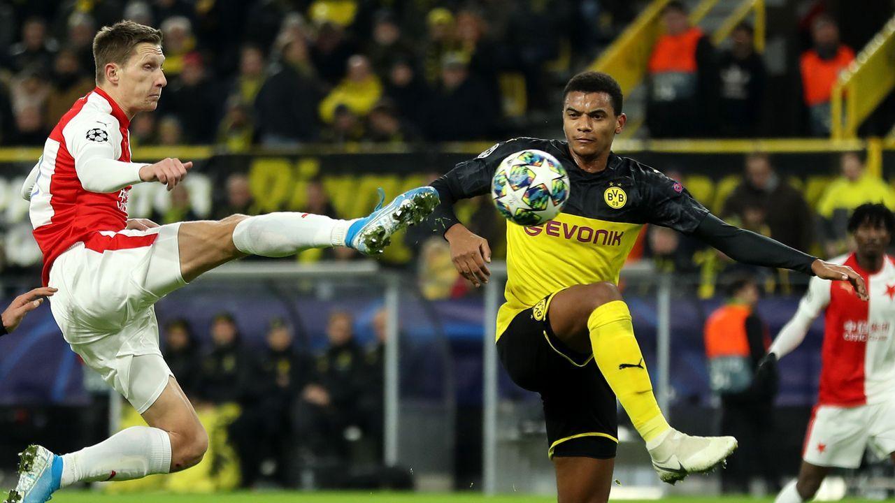 Manuel Akanji (Borussia Dortmund) - Bildquelle: Getty Images