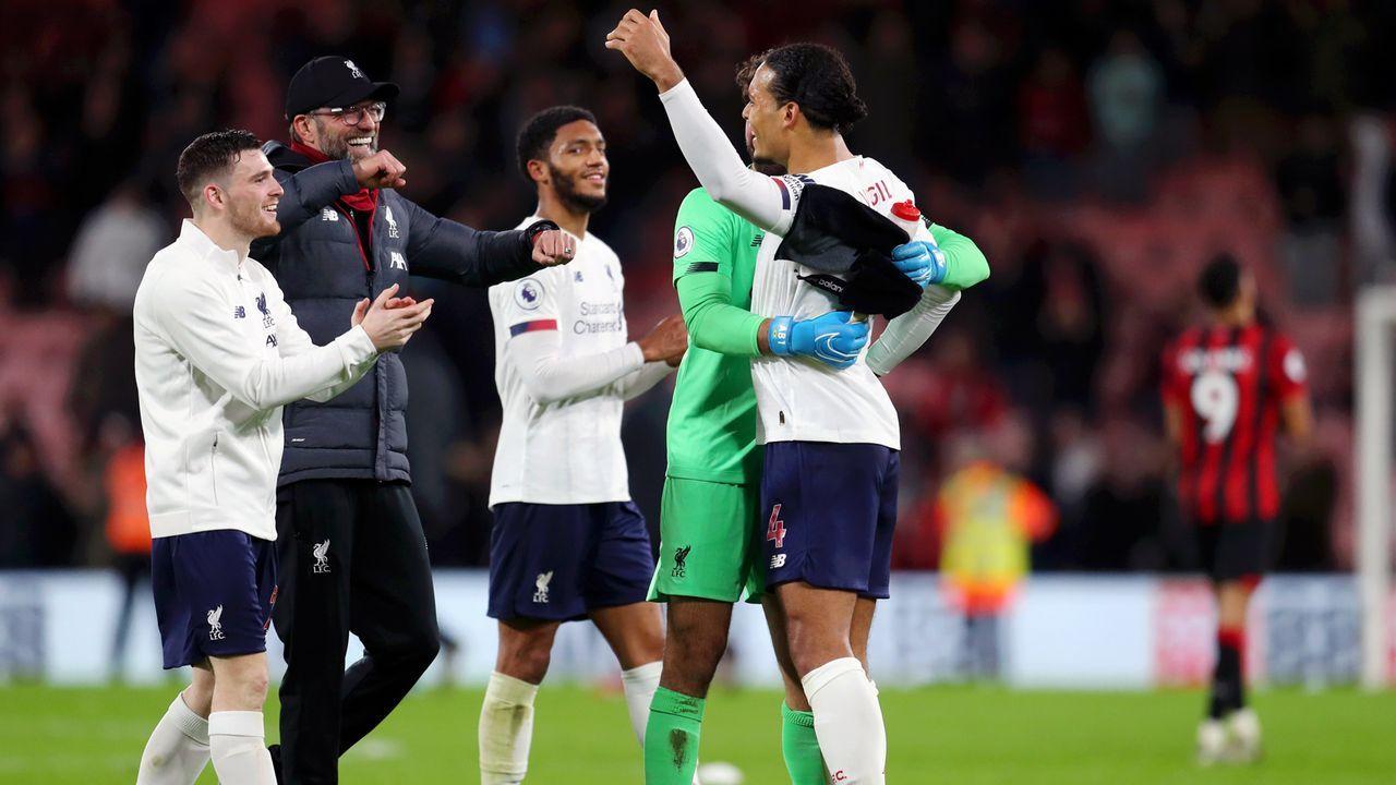 Gewinner: FC Liverpool - Bildquelle: 2019 Getty Images