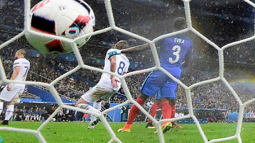 Spiel Frankreich Gegen Island