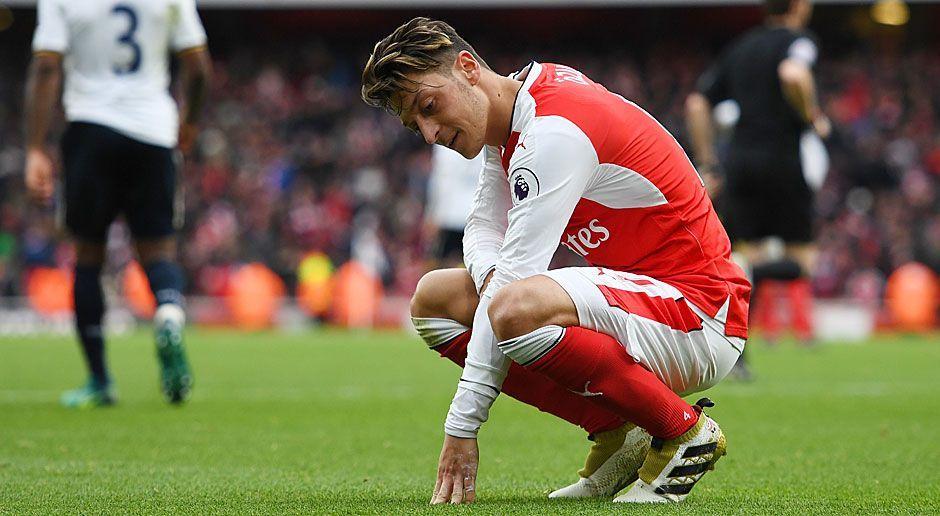Offensiver Mittelfeldspieler: Mesut Özil (FC Arsenal) - Bildquelle: 2016 Getty Images