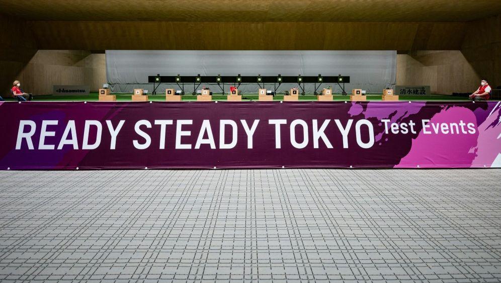 Gabelmann hofft auf zwei Medaillen in Tokio - Bildquelle: AFPSIDPHILIP FONG