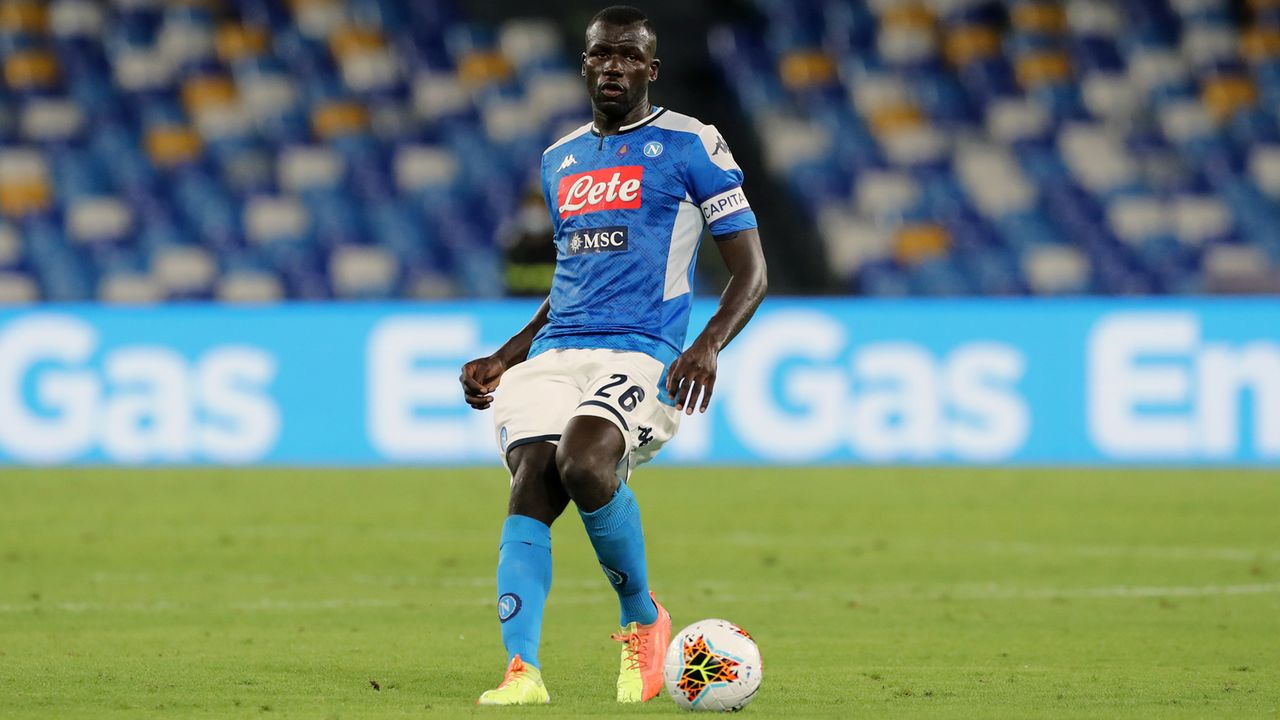 Kalidou Koulibaly (SSC Neapel) - Bildquelle: 2020 Getty Images