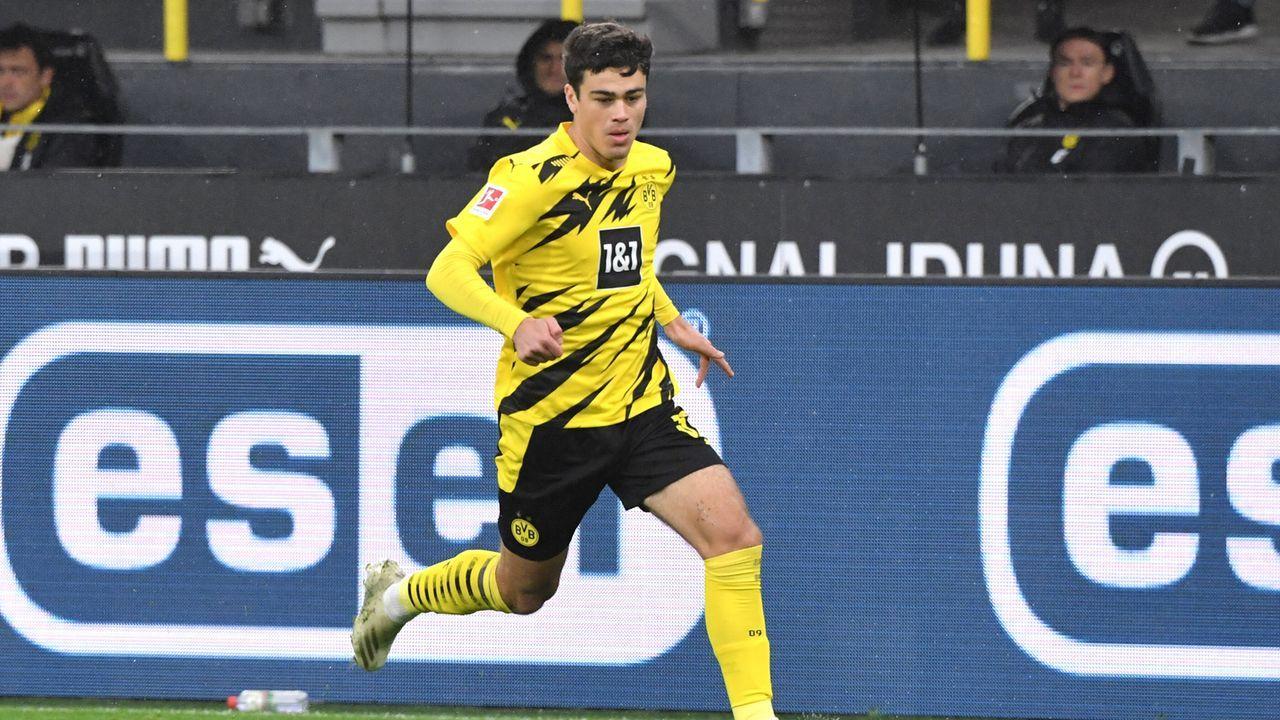 Giovanni Reyna (Borussia Dortmund) - Bildquelle: imago images/Team 2