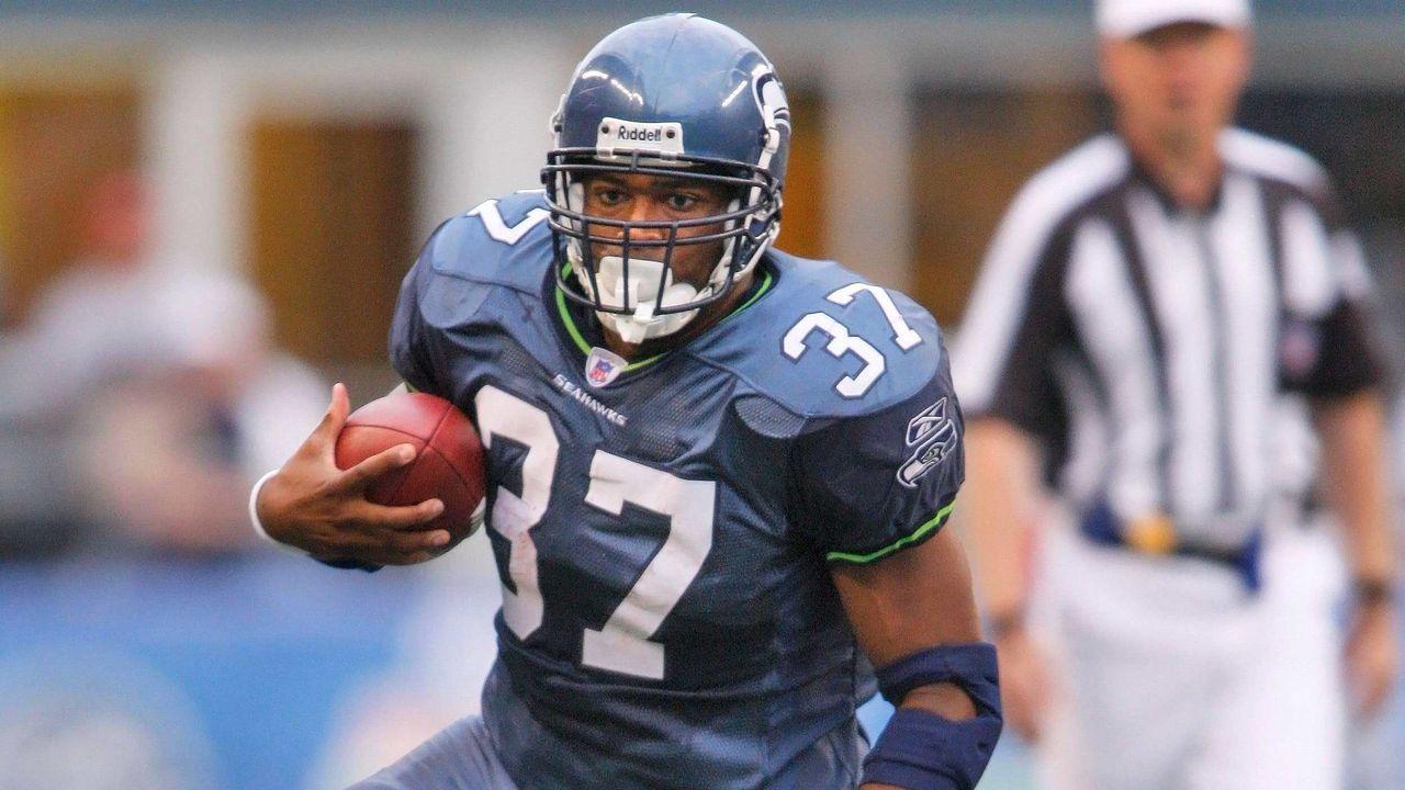 Seattle Seahawks: Shaun Alexander - Bildquelle: imago