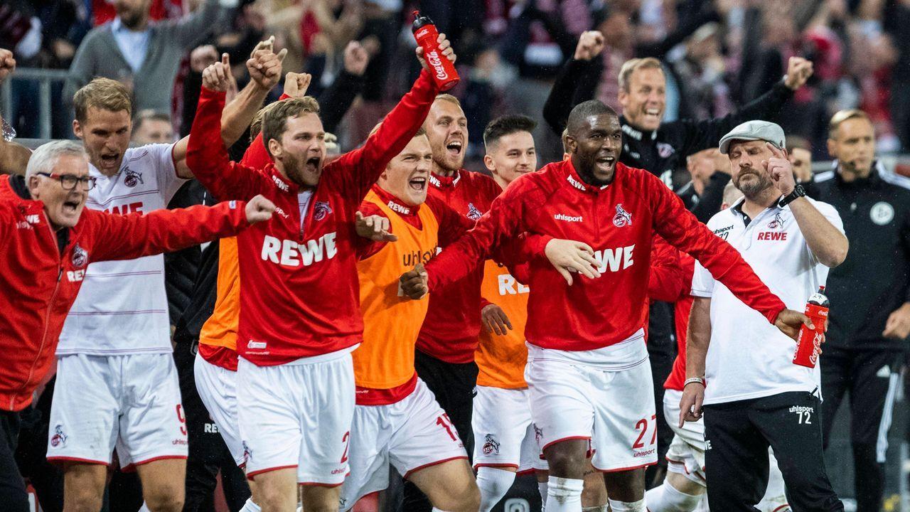 1. FC Köln - Bildquelle: imago images/Mika Volkmann