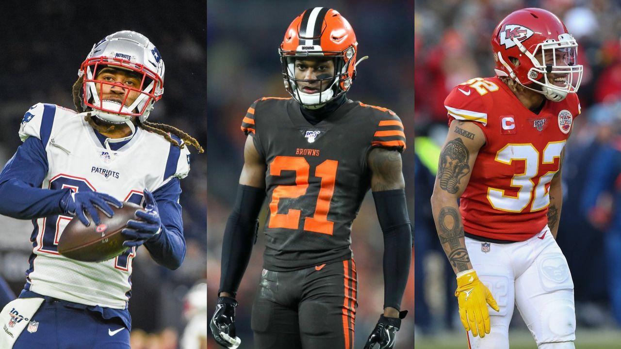 Die besten Coverage-Verteidiger der NFL - Bildquelle: imago