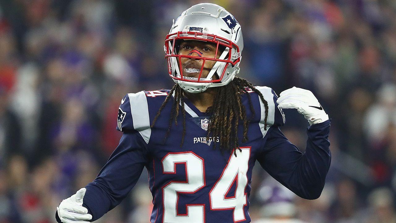 New England Patriots: Stephon Gilmore - Bildquelle: Getty Images