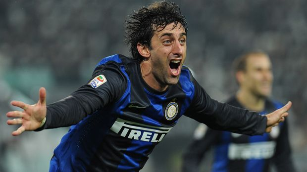 Diego Milito - Bildquelle: 2012 Getty Images