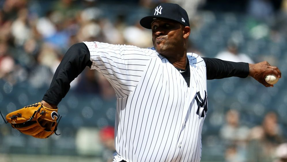 3000 Strikeouts: Yankees-Pitcher C.C. Sabathia - Bildquelle: AFPGETTY SID