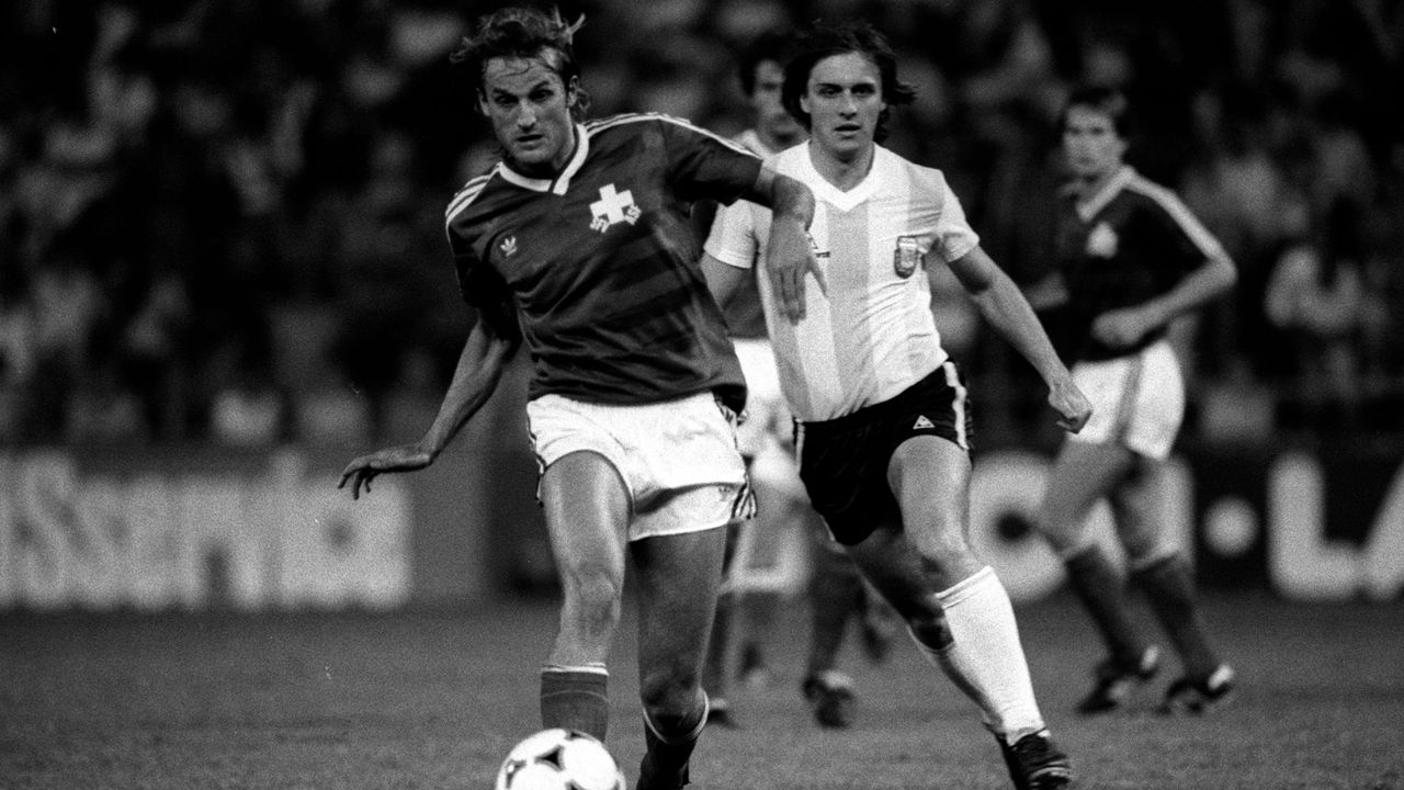 Schweiz: Heinz Hermann  - Bildquelle: imago/Sportfoto Rudel