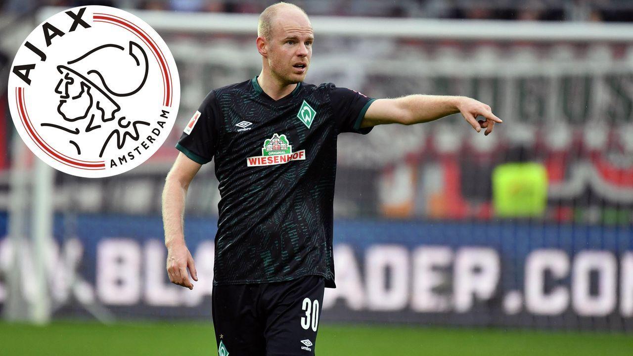 Davy Klaassen (SV Werder Bremen) - Bildquelle: imago images/Sven Simon