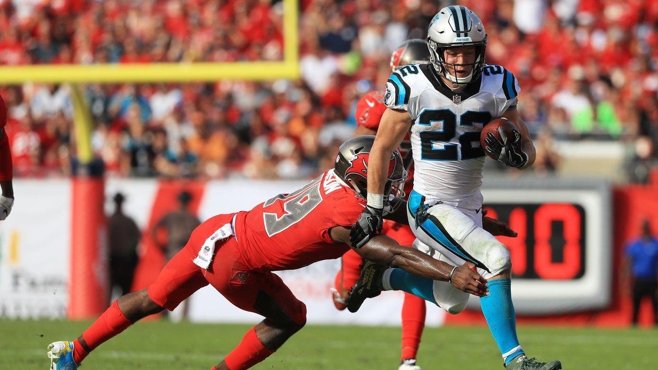 2. Spieltag: Carolina Panthers @Tampa Bay Buccaneers - Bildquelle: 2018 Getty Images
