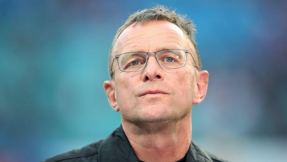 Ralf Rangnick sagt Bundesligist Schalke 04 ab - Bildquelle: AFPSIDRONNY HARTMANN