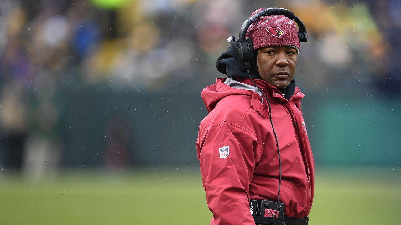 Steve Wilks (Arizona Cardinals) - Bildquelle: 2018 Getty Images
