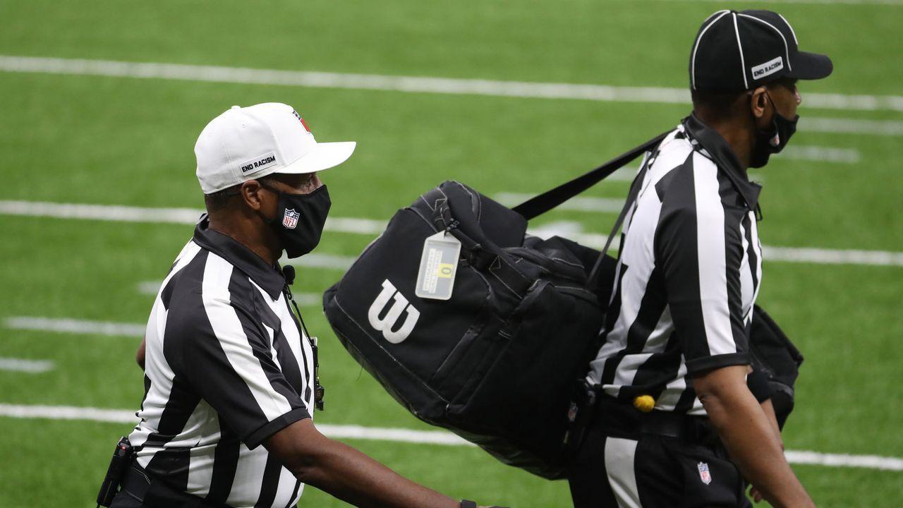 Die Welt der NFL Referees - Bildquelle: Getty Images