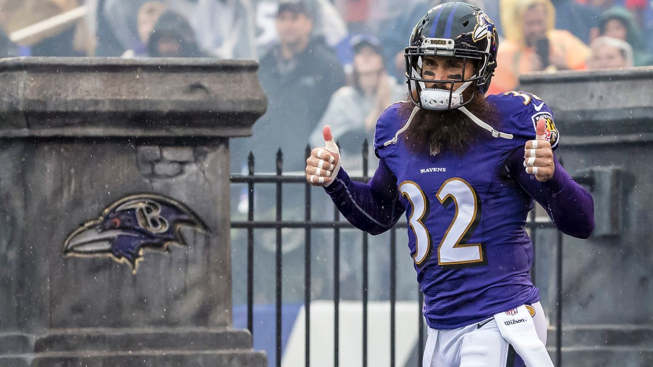 Platz 100: Eric Weddle - Bildquelle: 2018 Getty Images