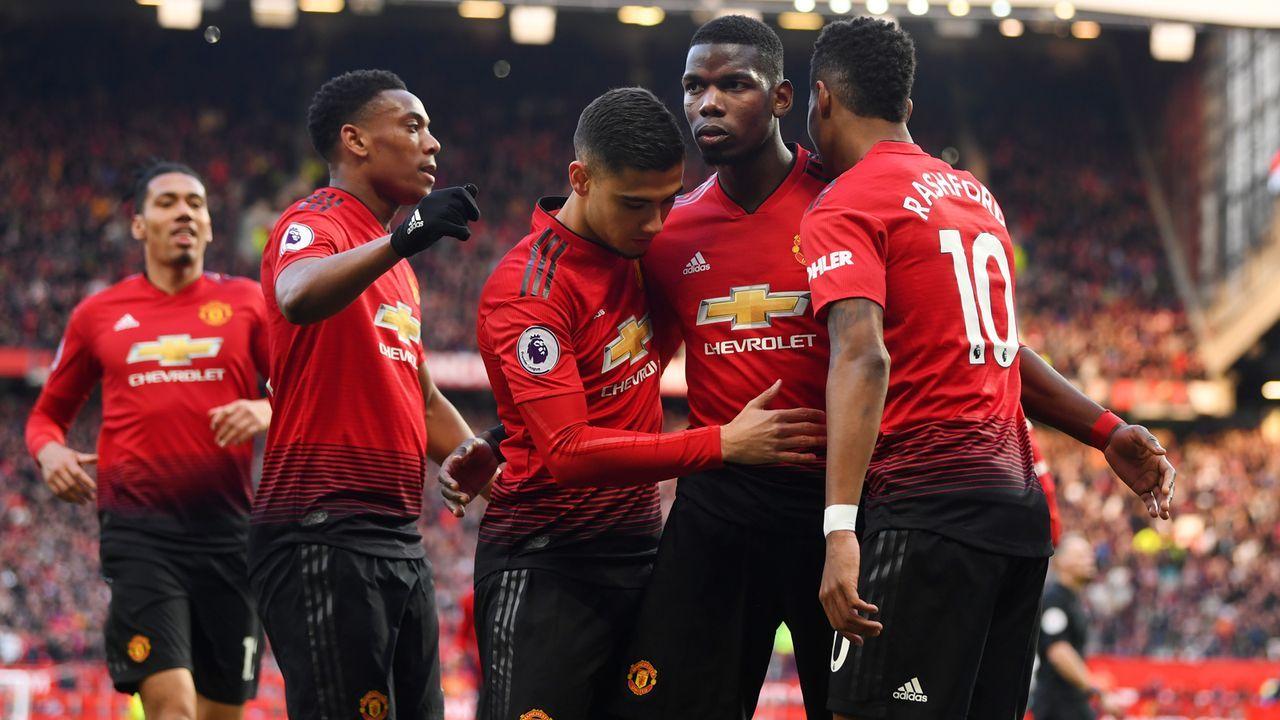 Fünf Gründe die für Manchester United sprechen - Bildquelle: 2019 Getty Images