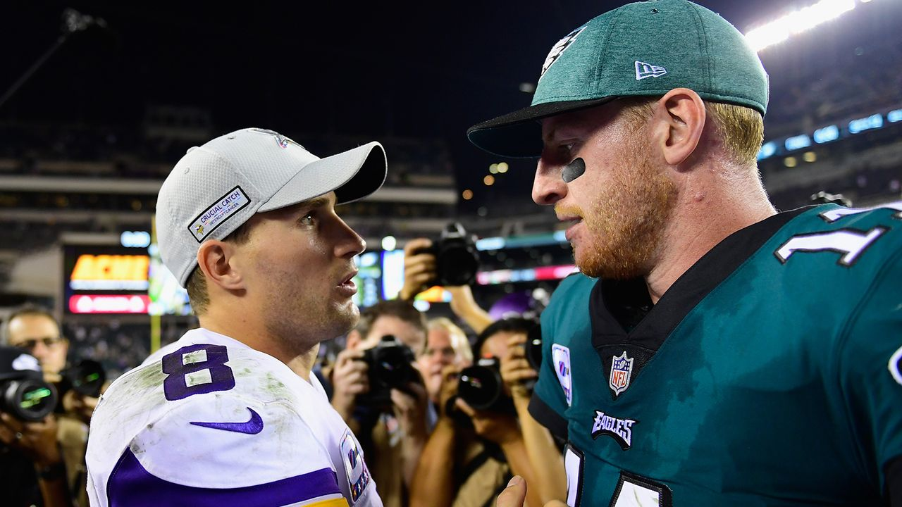 Woche 6: Philadelphia Eagles at Minnesota Vikings  - Bildquelle: 2018 Getty Images