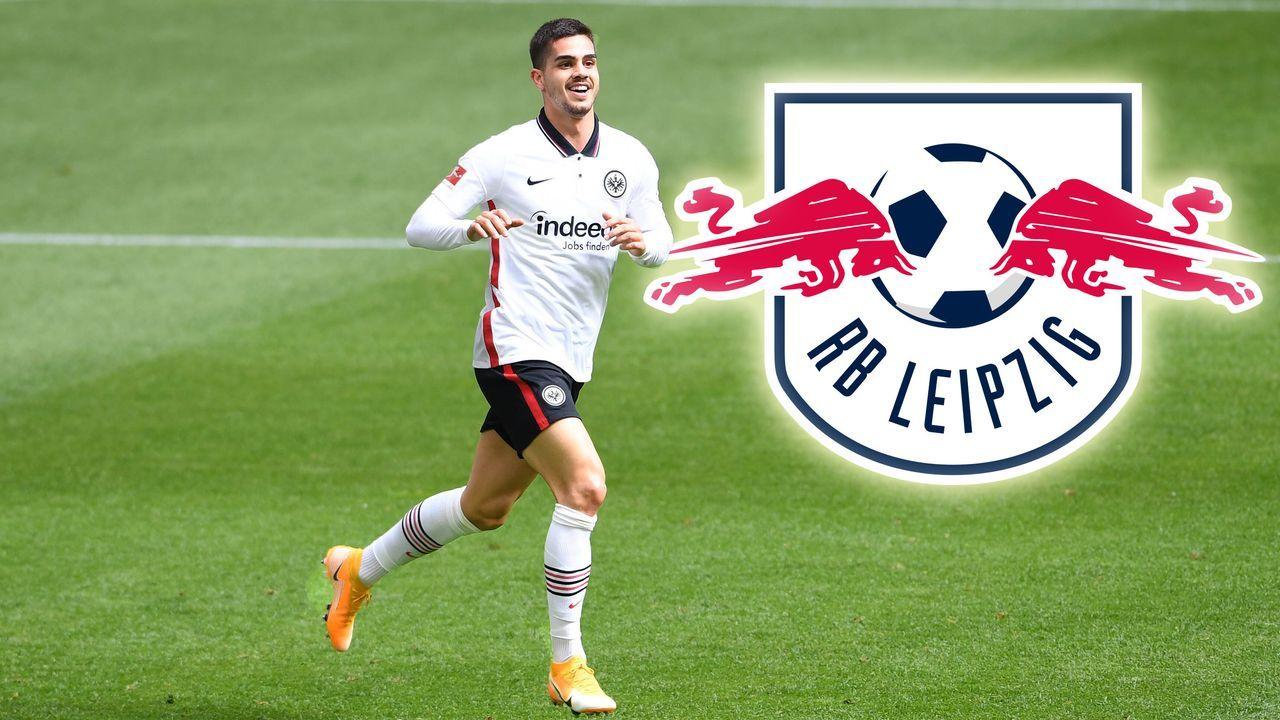 Andre Silva (RB Leipzig) - Bildquelle: imago images/Revierfoto