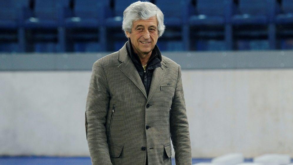 Trainerdiplom Mit 76 Italiens Fussball Ikone Rivera Nun Coach