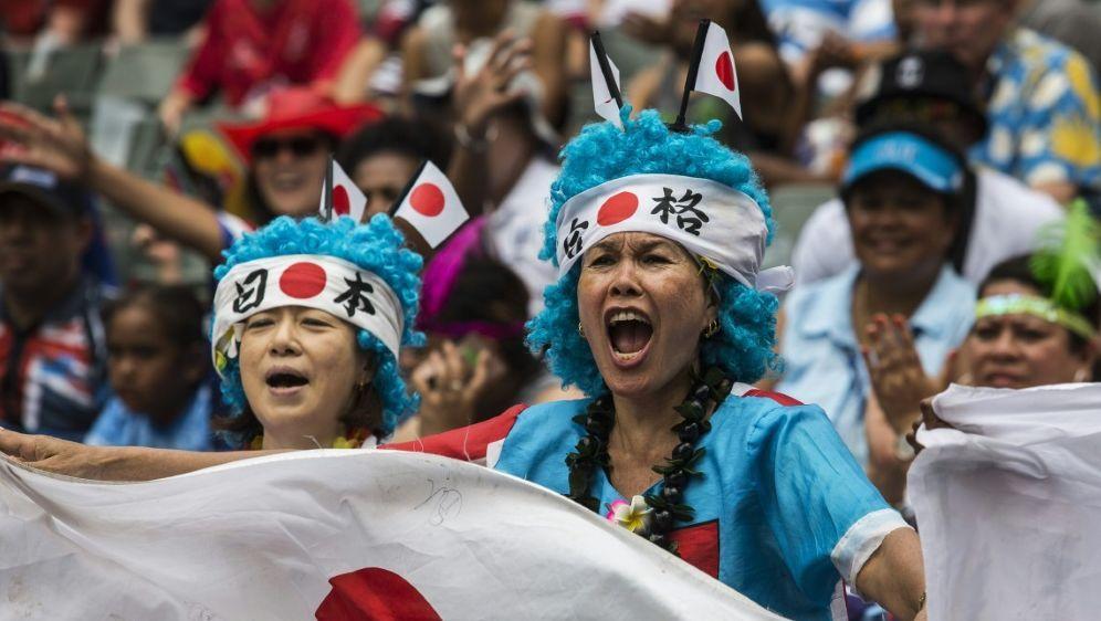 Japan bereit sich vor - Bildquelle: AFPSIDISAAC LAWRENCE