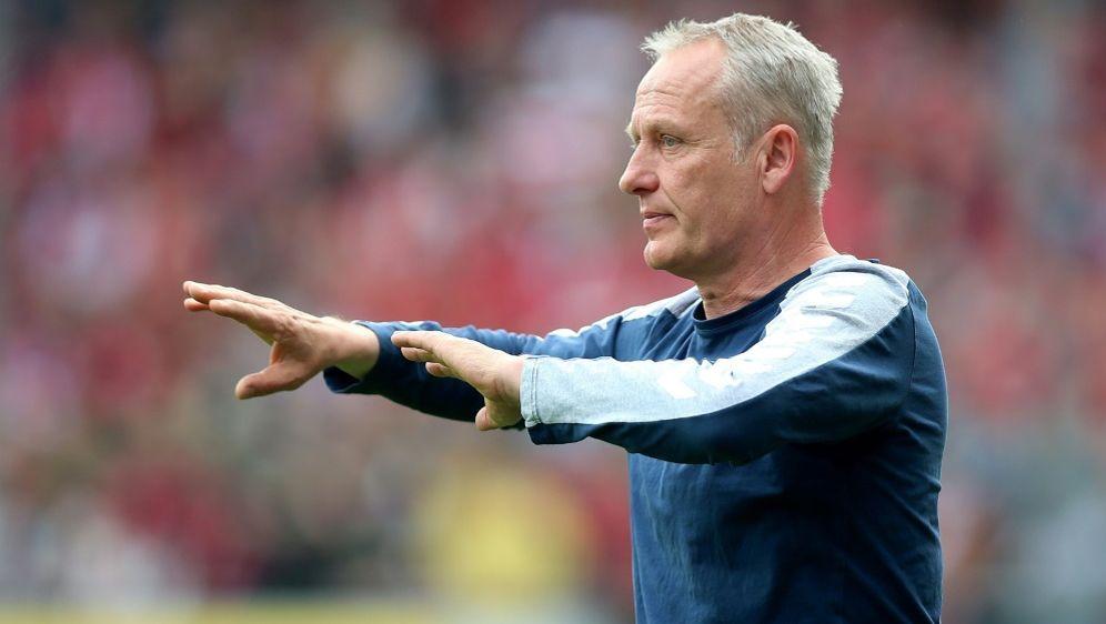 Streicht kritisierte die Pfiffe gegen HSV-Profi Jatta - Bildquelle: FIROFIROSIDfiro SportphotoChristopher Neundorf
