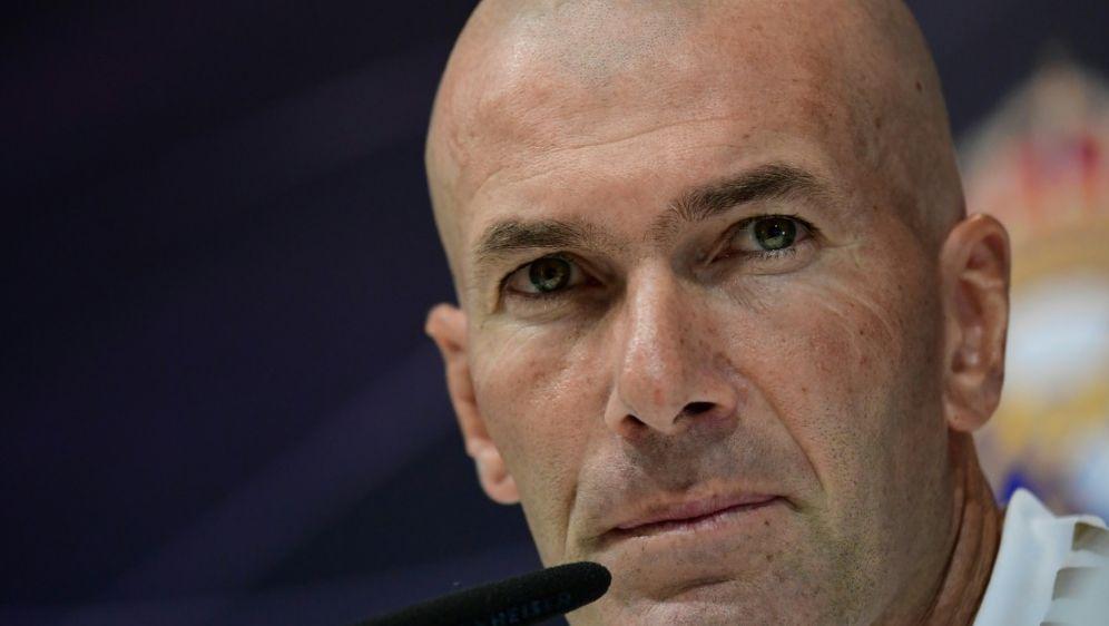 Zidane zählt doch auf Bale - Bildquelle: AFPSIDJAVIER SORIANO