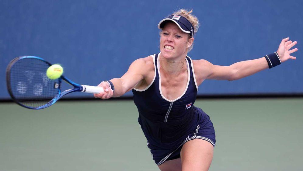 Laura Siegemund holt ihren ersten Grand-Slam-Titel im Doppel-Finale der US O... - Bildquelle: 2020 Getty Images