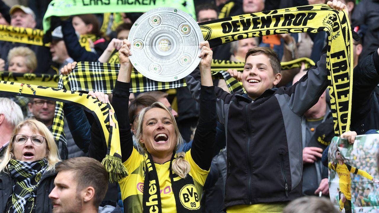 Platz 1 - Bundesliga (Deutschland) - Bildquelle: imago images