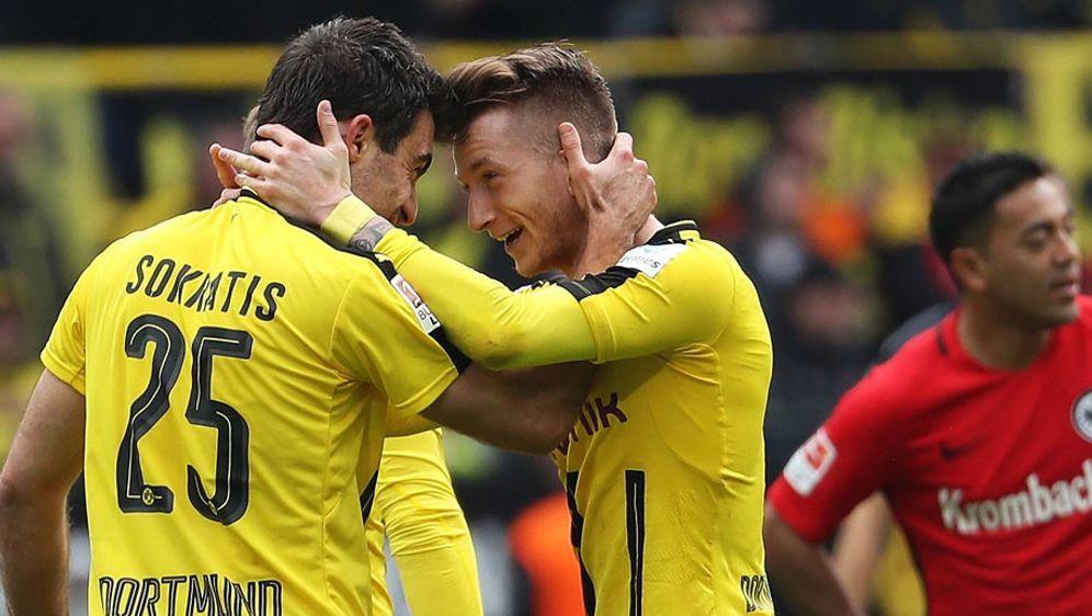 Wie gut ist Borussia Dortmund im Moment wirklich? Die Statistik spricht klar... - Bildquelle: imago sportfotodienst