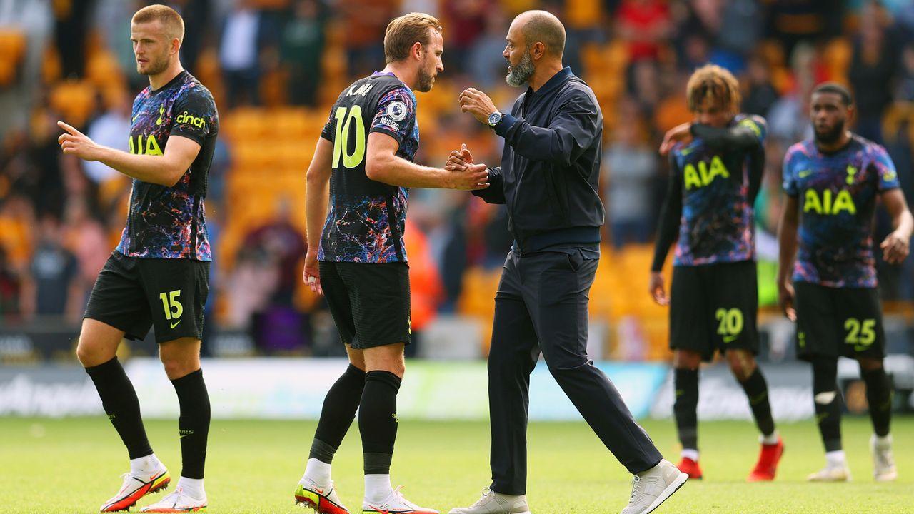 Platz 10 - Tottenham Hotspur (England) - Bildquelle: 2021 Getty Images