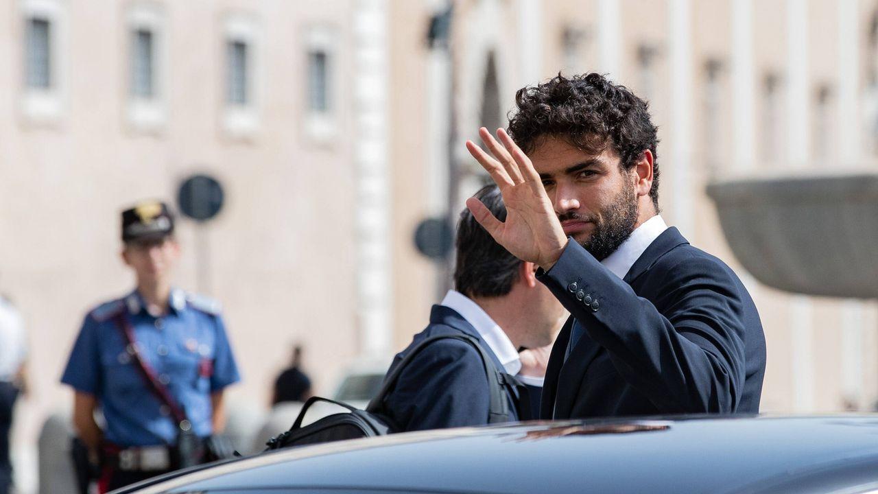 Auch ein Tennis-Held ist vor Ort - Bildquelle: imago images/Independent Photo Agency Int.
