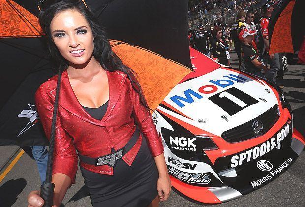 V8 Supercars Championship Series, Adelaide (Australien) - Bildquelle: Getty
