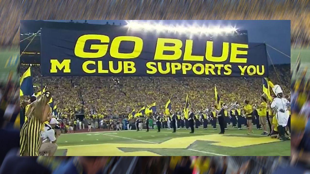 Go-Blue-Banner - Bildquelle: youtube/watch?v=X-OdFcA8MF0
