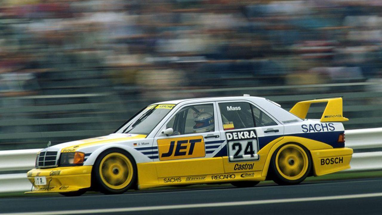 Jochen Mass/1991 - Bildquelle: Daimler