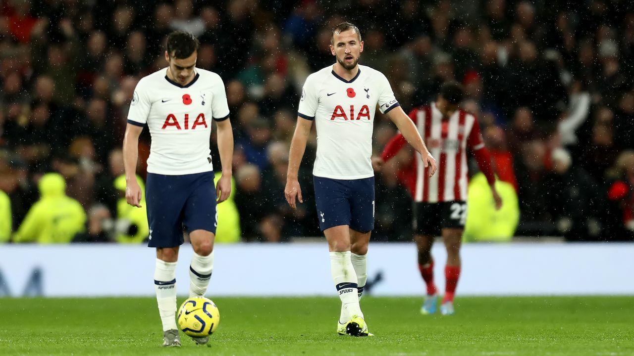 Verlierer: Tottenham Hotspur - Bildquelle: imago images/Action Plus