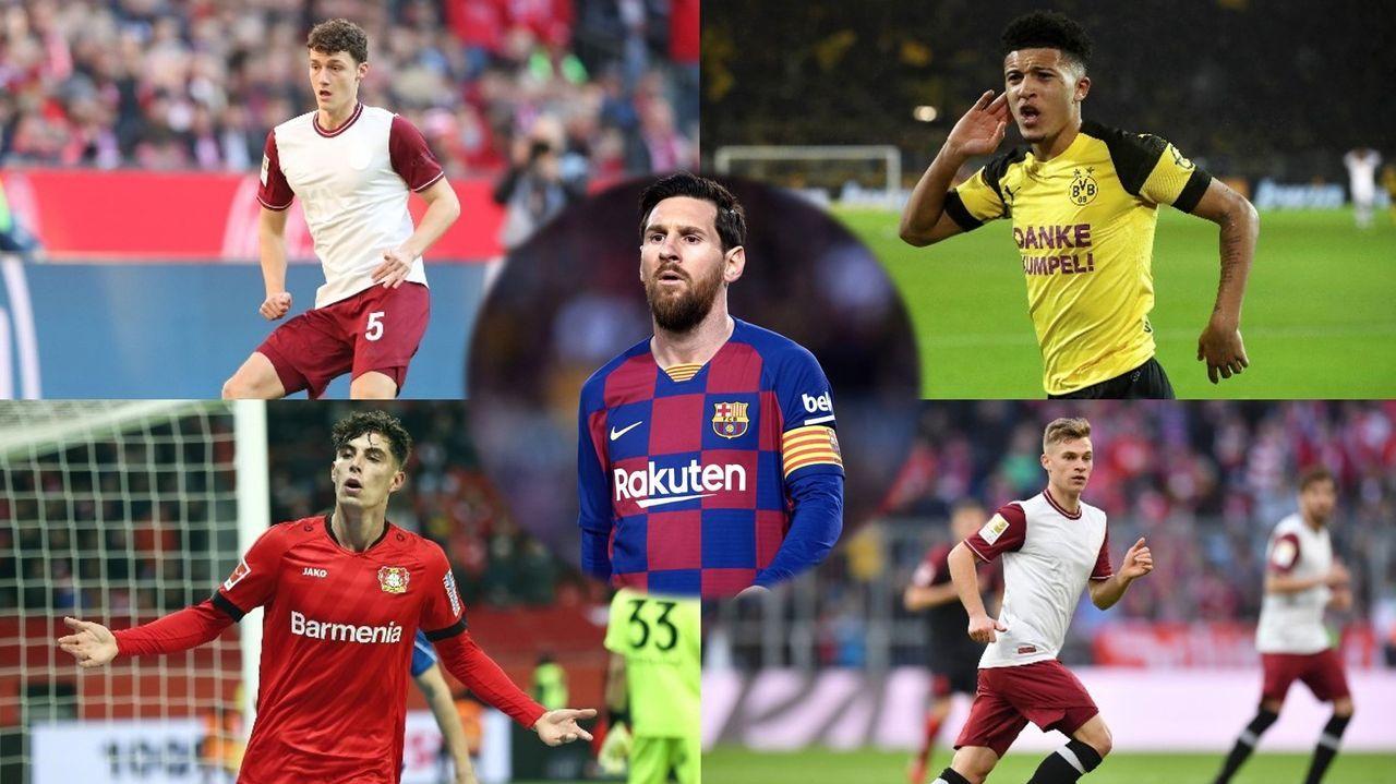 Talente-Auswahl: Messis Top 15 - Bildquelle: Getty Images