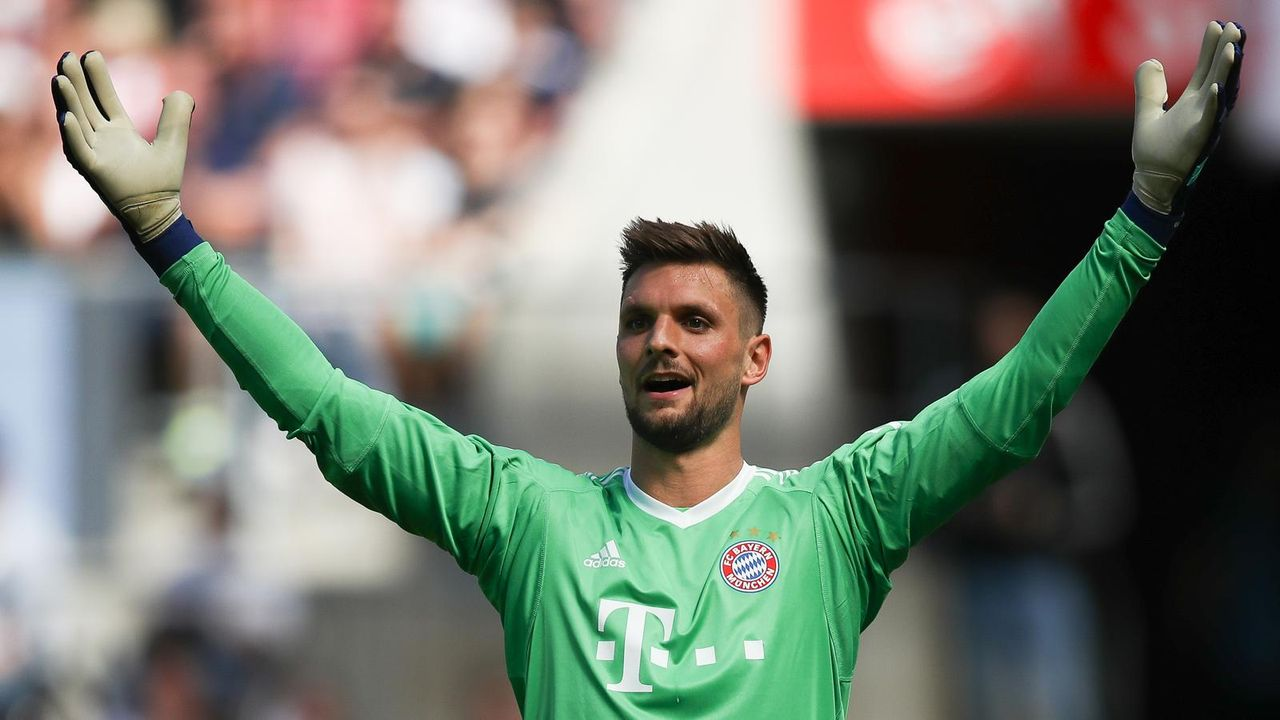Sven Ulreich - Bildquelle: 2018 Getty Images