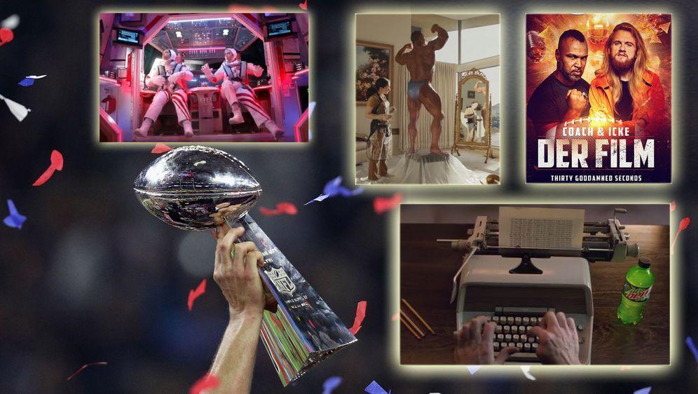 Der Super Bowl live auf ProSieben und ran.de - Bildquelle: Getty Images
