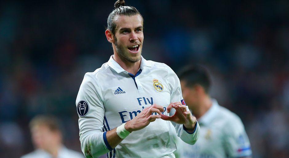 Gareth Bale (Wales, Real Madrid) - Bildquelle: 2016 Getty Images